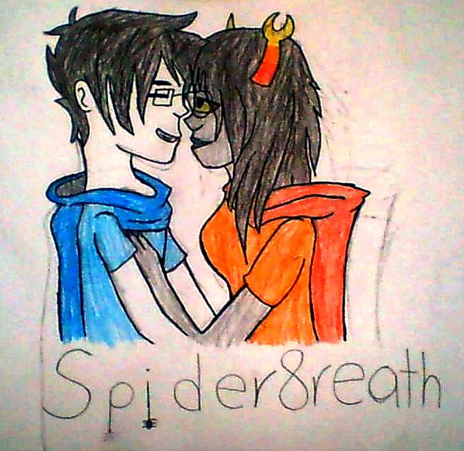 Spider8reath by Warriors1333
