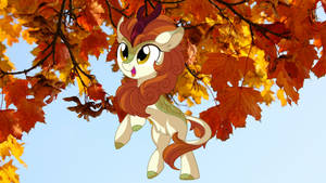 Autumn da Kutie Kirin  by Creativa-Artly01