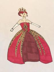 Anastasia Musical Fanart  by Creativa-Artly01