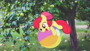 Bouncing and Rolling Thru the Orchard