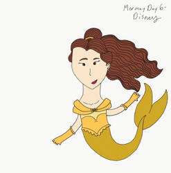 Mermay Day 6-Disney