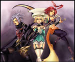 Team Haseo