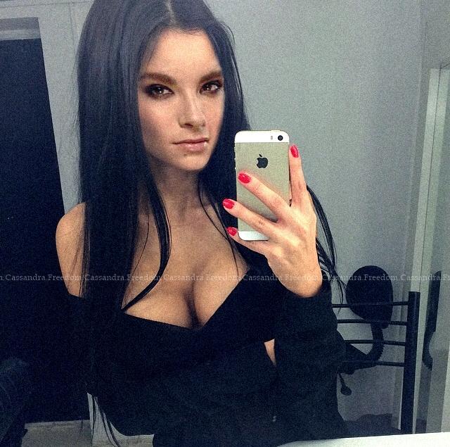 Boob Selfie! by CassandraFreedom