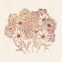 a flower by ChiaWeiLiu
