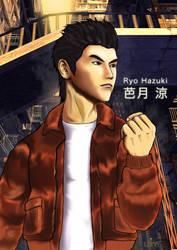 Ryo Hazuki by BrainboxMedia