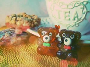 The Secret Love of Gummy Bears