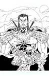 Keldor and Skeletor