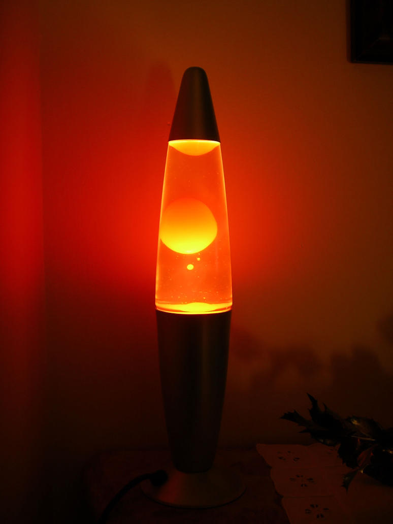 Lava Lamp By Joelcalado On Deviantart