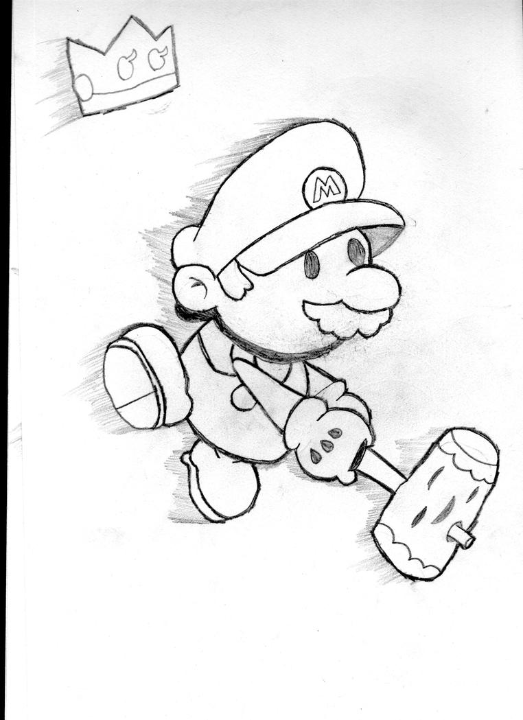 paper mario sticker star coloring pages - printable coloring paper mario sticker star bosses