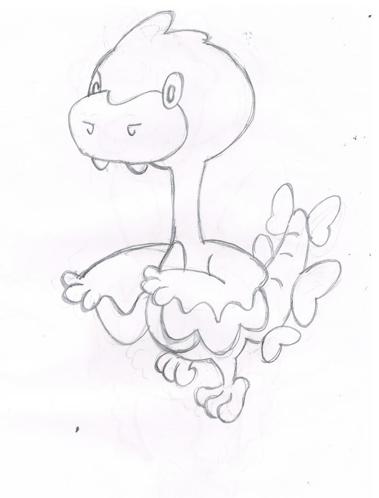 Voltaraptor by megafanXD