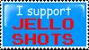 Jello Shots stamp by PuddiPanChu