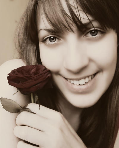 Rose by Marianna9