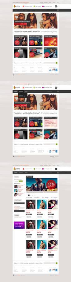 Style - Magento Store
