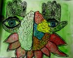 hand of God by oblivionhaze