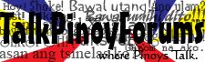TalkPinoy Forums Banner by thecupcakealchemist