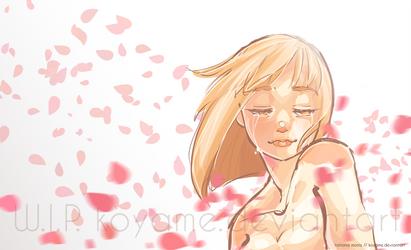 WIP - Nostalgia by koyame