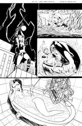 Harley Quinn #0 page 15 DC Talent Search Contest