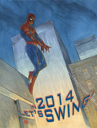 Spidey's 2014 whishes
