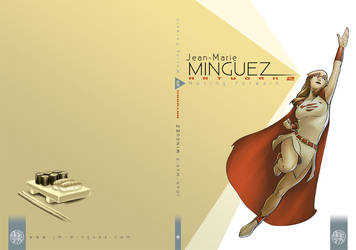Artwork 2 : Moving Forward cover and back cover