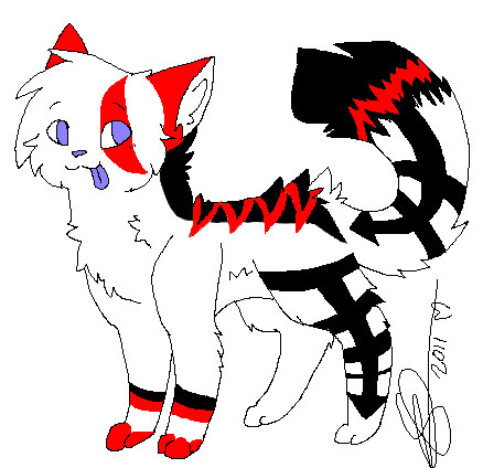 Cat adopt -CLOSED- by xxRoxas-KeyofDestiny