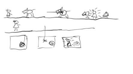 Bamf! Concept Art 1