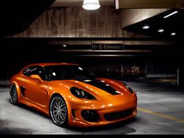Porsche Panamera by Attila106