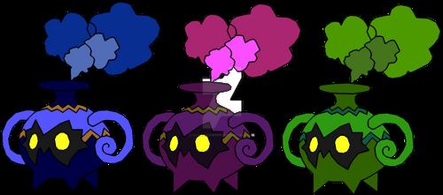 [DitD] Poison Pot Servants