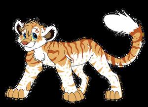 Liger Cub - Shani