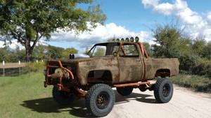 The Ripper Truck