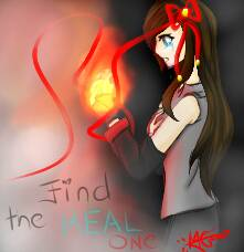 Finding For REAL ONE  by DEMIgamerGIRLYDS1