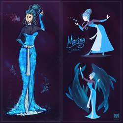 Marina Masters  Lady of Water