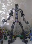 Titan MOC - Skattleaxe