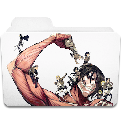 Shingeki No Kyojin Folder by AnxoX on DeviantArt