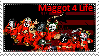 Slipknot Stamp by krazypunkkid23
