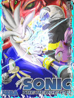 Sonic the Hedgehog Next Gen by QTStartheHedgehog