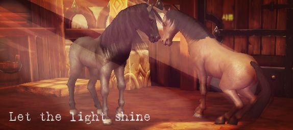 Let the light shine by Fizzerz