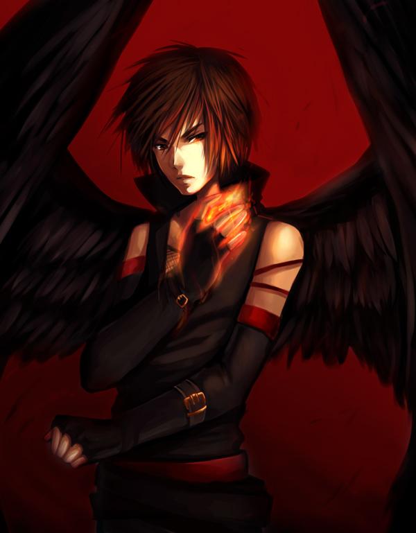 Black Angel by ramy