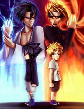 Naruto- Darker Side of Me