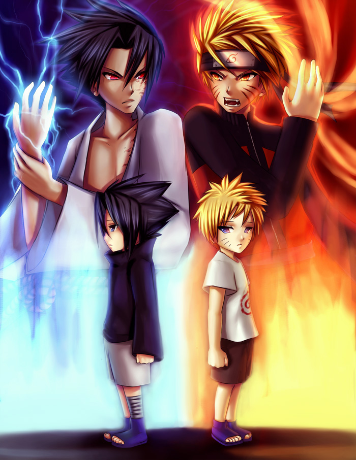 Naruto- Darker Side of Me by ramy