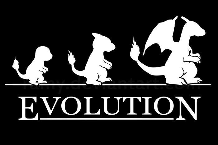 Evolution by ramy