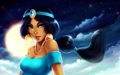 Jasmine by ramy