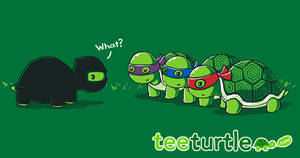 Ninja Turtles by ramy