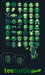 The Mask Collector by ramy