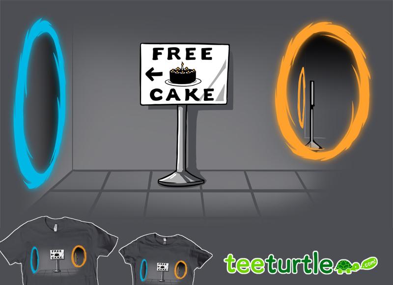 Free Cake by ramy