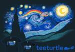 Across the Starry Night