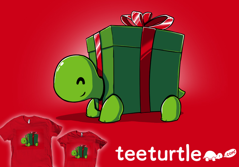 Giftbox Turtle by ramy