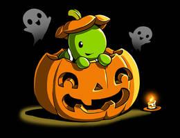 Halloween Turtle