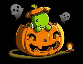 Halloween Turtle by ramy