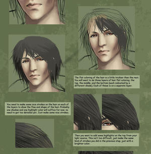 Digital Painting Tutorial :D by ramy
