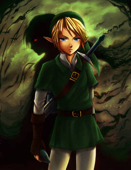 Link- Shadows of the Past